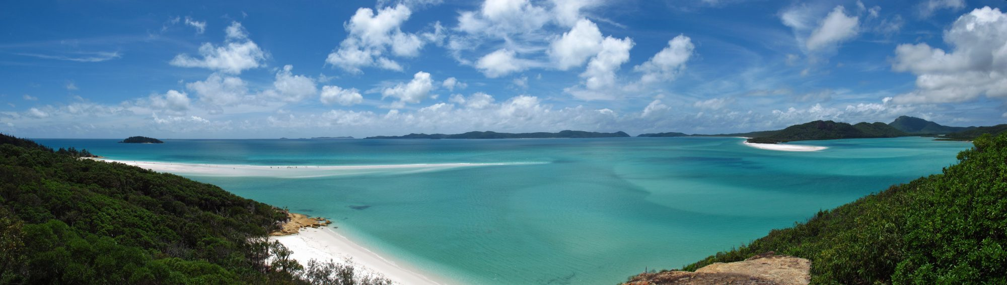 sailing whitsundays -
