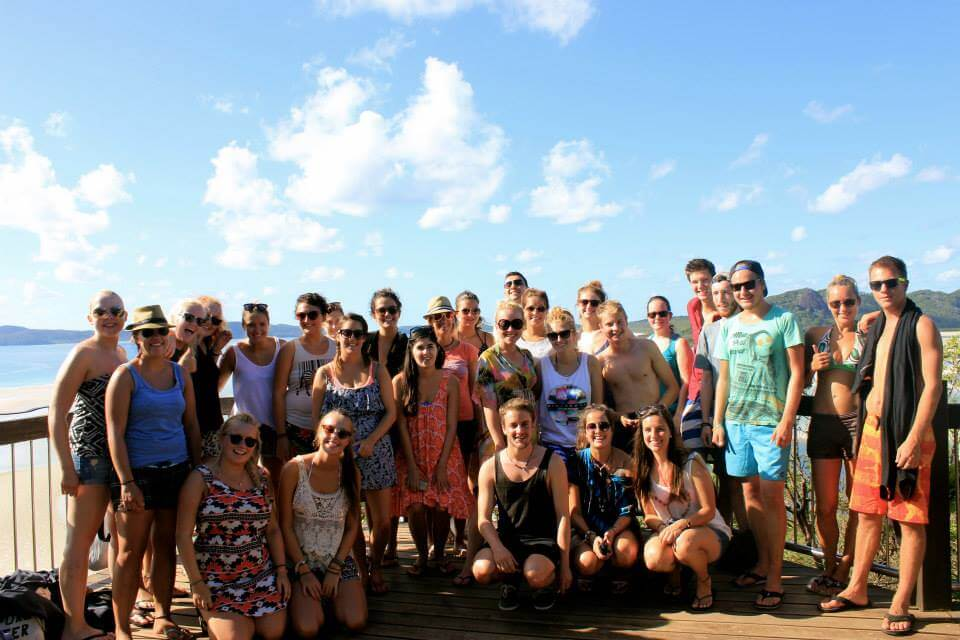 Boomerang Overnight Tour - Whitsundays - guests