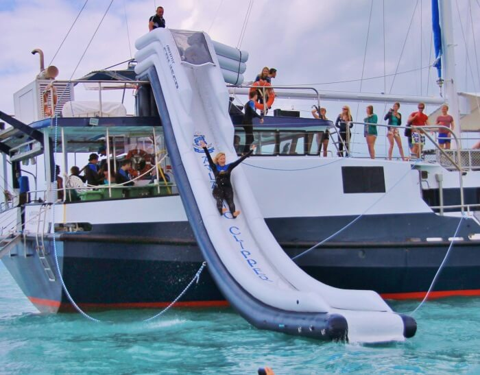 Atlantic Clipper Overnight Tour - Whitsundays - Slide