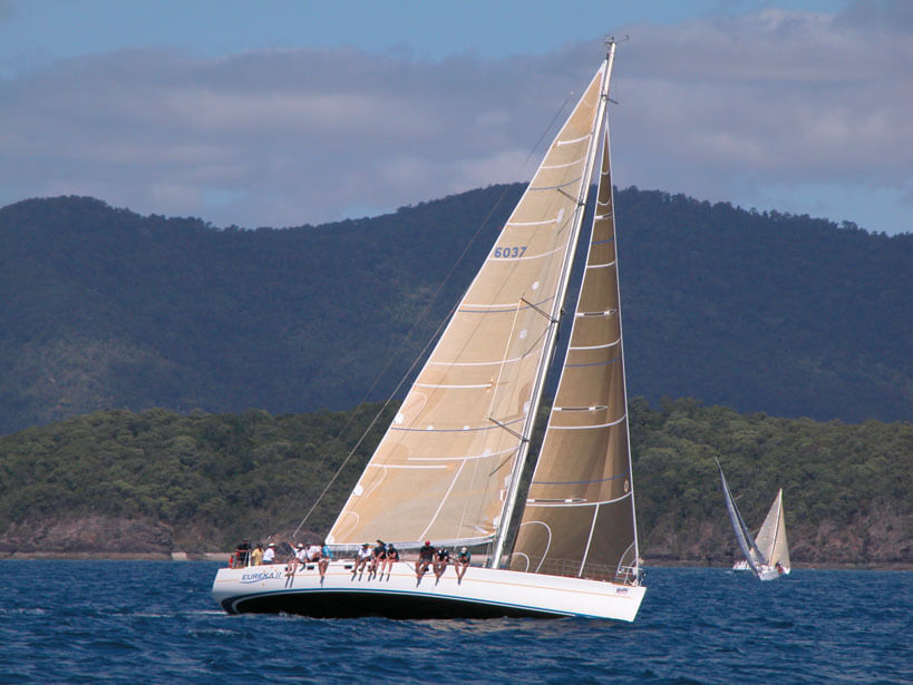 Eureke II Overnight Tour - Whitsunday Islands - keeling