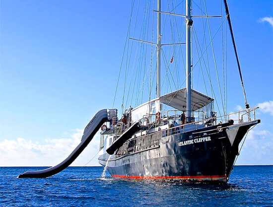 Atlantic Clipper Overnight Tour - Whitsundays - fun