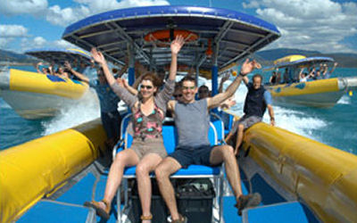 Ocean Rafting-Whitsunday Sailing Day Tour - Fun times