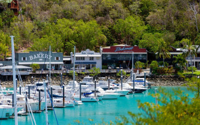Hamilton Island - Whitsunday sailing tour- hamilton