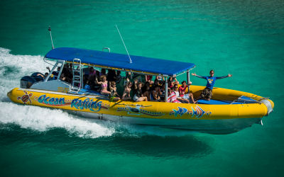 Ocean Rafting-Whitsunday Sailing Day Tour - whoop whoop