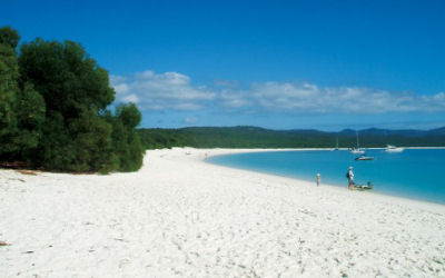 Whitsunday Islands Camping - Scamper - serene