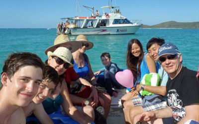 Whitehaven Xpress - Whitehaven beach Tour - Nature walk