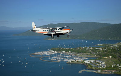 GSL Island Explorer Scenic Flight