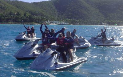 Airlie Adrenaline One Hour Jet Ski Adventure