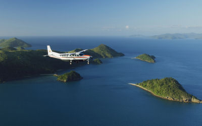Fly Cruise- Whitsundays