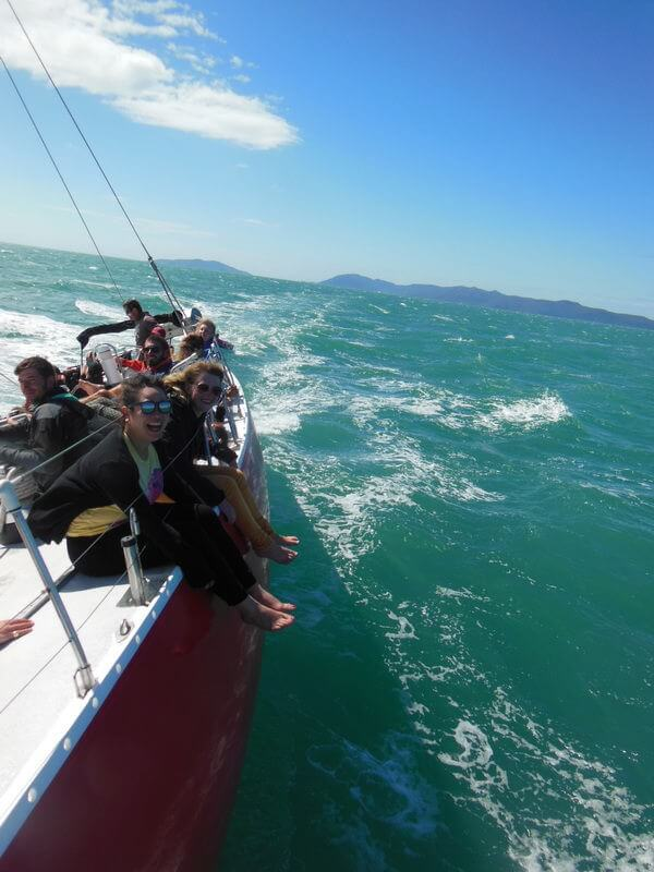 Samurai Overnight Tour - Whitsundays - guests