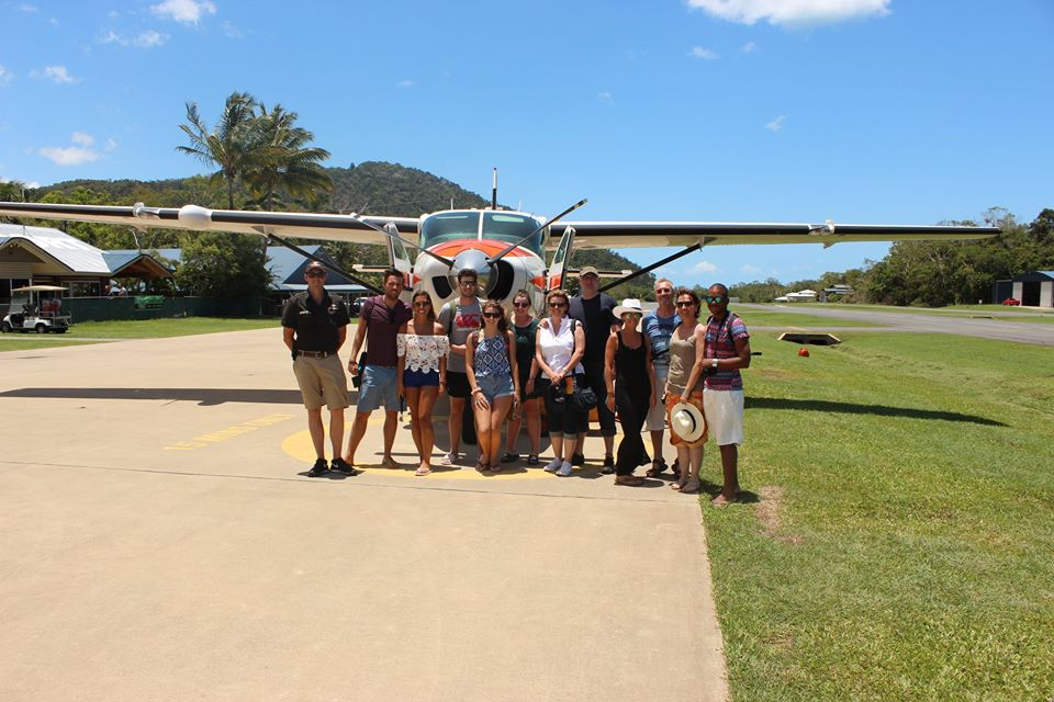 GSL Aviation Reef and Island Scenic Flight - crew