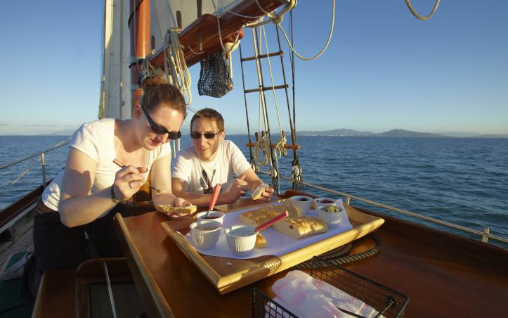 Providence V Sunset Sail- nibbles