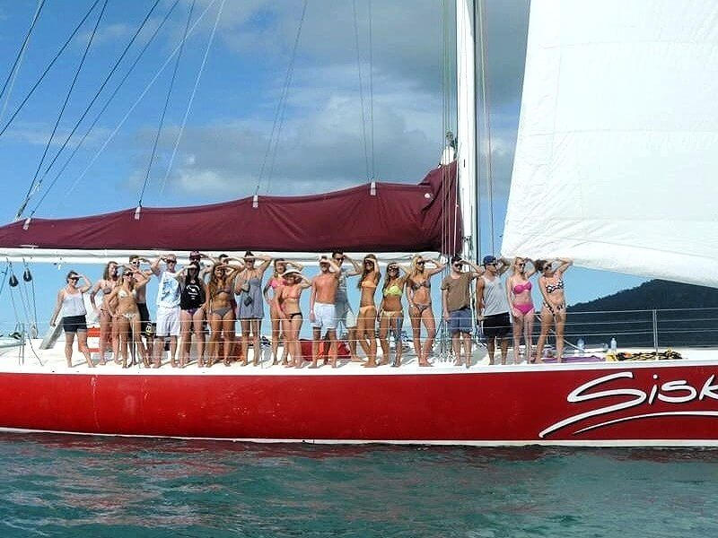 Siska Overnight Tour - Whitsundays - Group