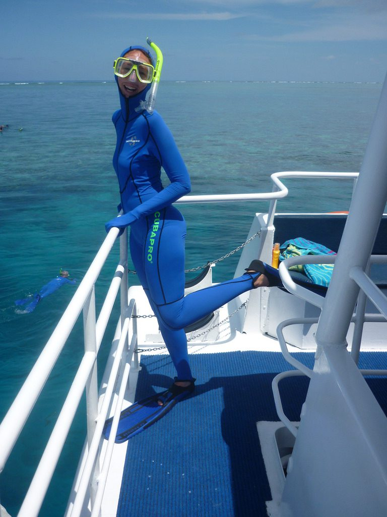 Whitsunday Harmful Wildlife - Stinger Suit
