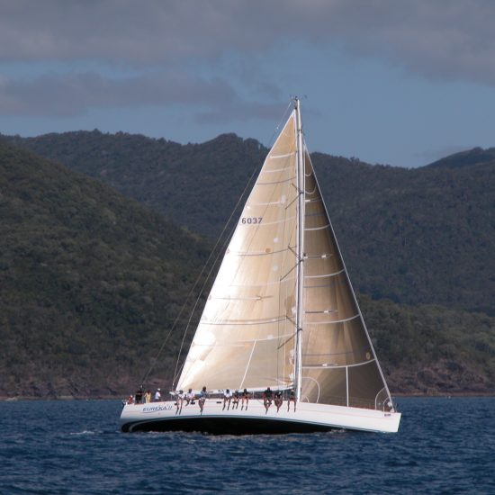Eureke II 2 days 1 night Overnight Tour - Whitsunday Islands - Underway