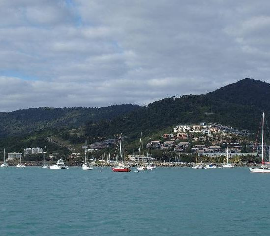 Whitsunday islands Moorings